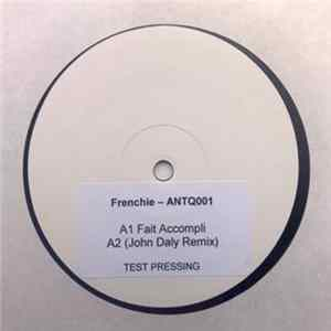Frenchie - ANTQ001 EP
