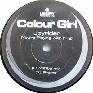 Colour Girl - Joyrider