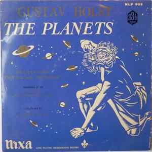 Gustav Holst - Sir Adrian Boult, The Philharmonic Promenade Orchestra, London Philharmonic Choir - The Planets