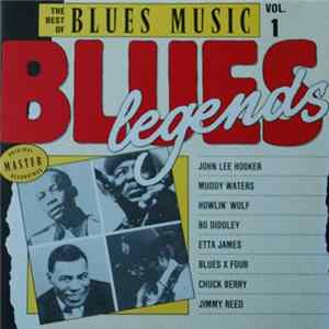 Various - The Best Of Blues Music Vol. 1
