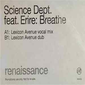 Science Dept. Featuring Erire - Breathe
