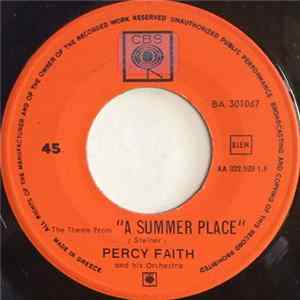 "Percy Faith - Theme From ""A Summer Place"" / Theme For Young Lovers"