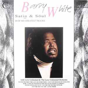 Barry White - Satin & Söul