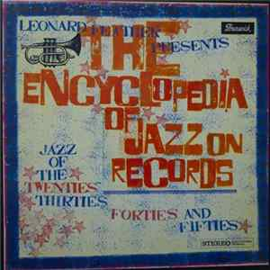 Various - Leonard Feather Presents The Encyclopedia Of Jazz On Records