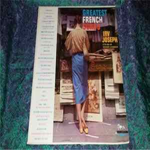 Irving Joseph - Greatest French Songs