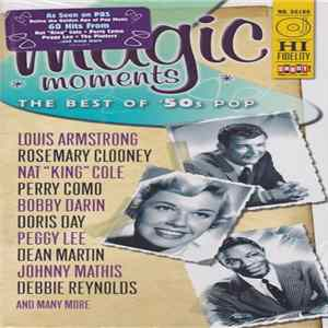 Various - Magic Moments (The Best Of '50s Pop)