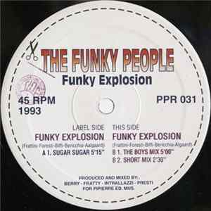 The Funky People - Funky Explosion