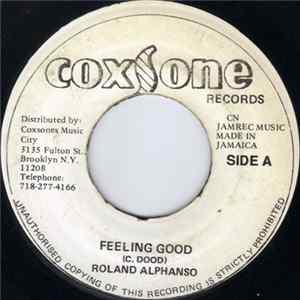 Roland Alphanso / Peter Tosh & The Wailers - Feeling Good / Can't You See