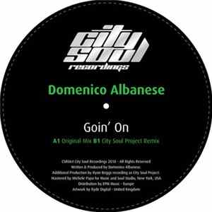 Domenico Albanese - Goin' On